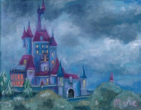 Belle's castle-sm