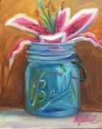day 13-lily in a jar-sm