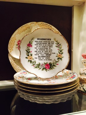 My grandmothers plates