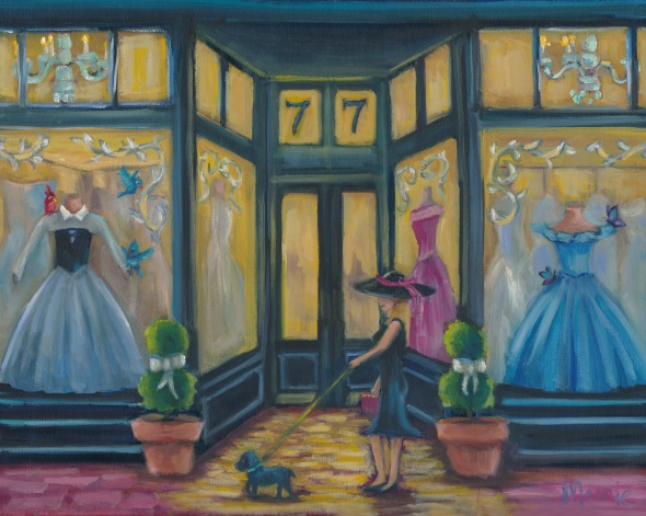 enchanted dress shoppe-sm