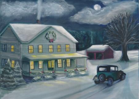 snowy night-57a
