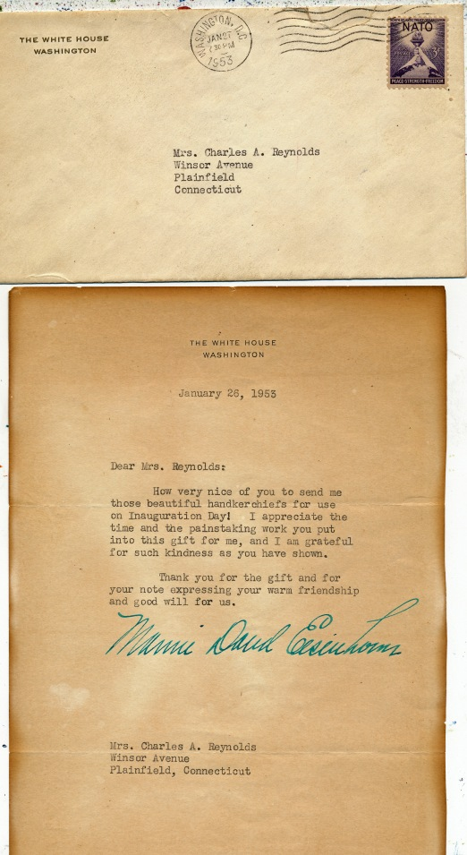 whitehouse letter