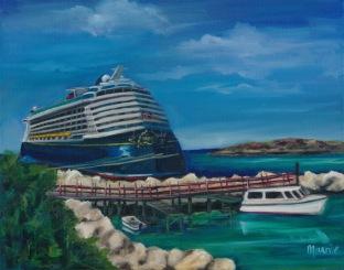 ride to paradise-dream-2sm